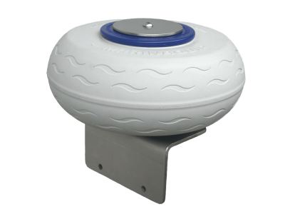 """Marinaquip – Innovative Marina Equipment: Docking Wheel: A rolling """"dock bumper"""" to assist with safe and smooth docking manoeuvres"""
